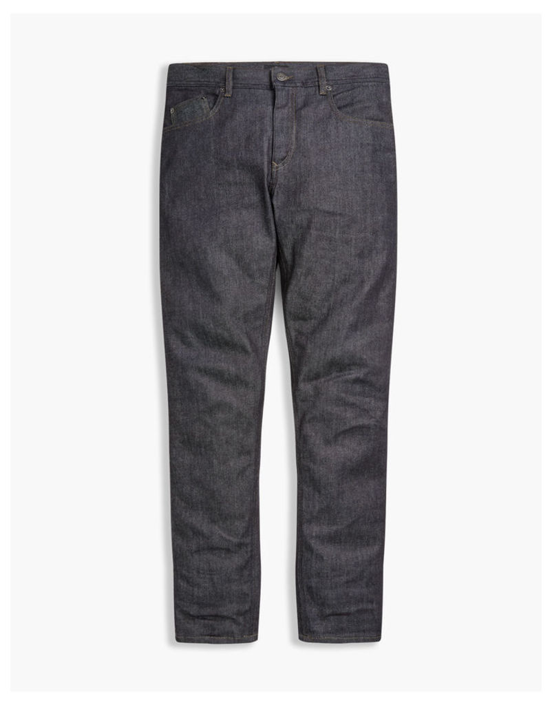 Belstaff Westering Tapered Fit Trousers Man Blue