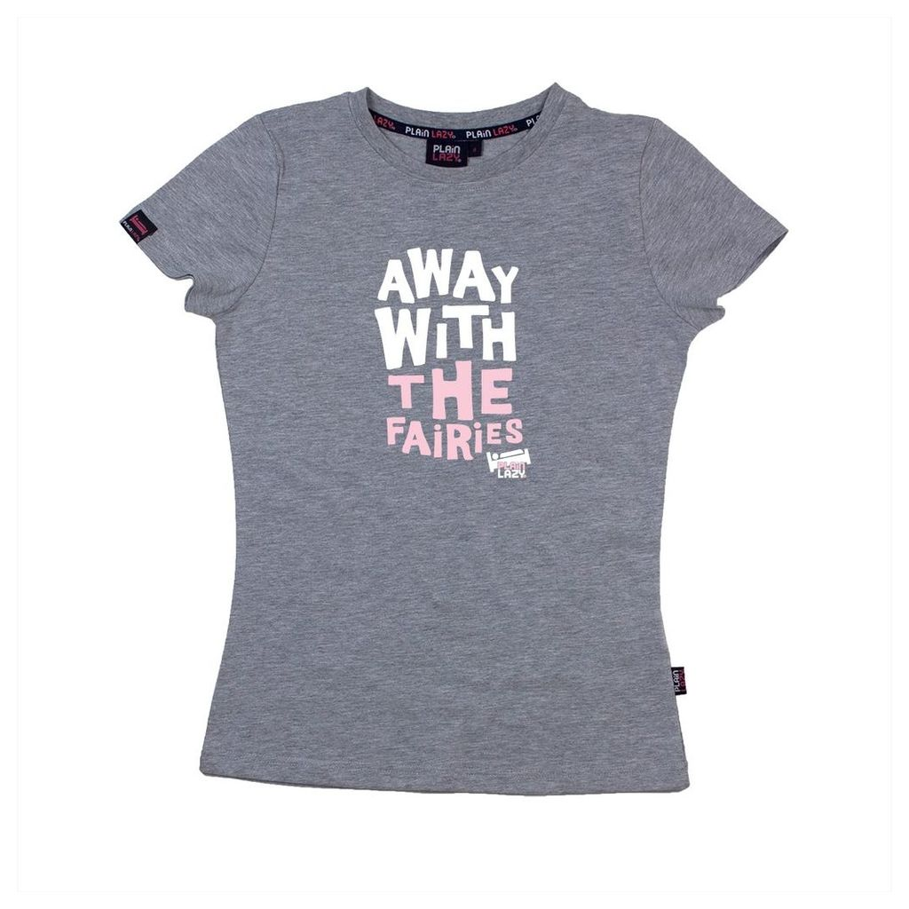 AWAY WITH THE FAIRIES T SHIRT