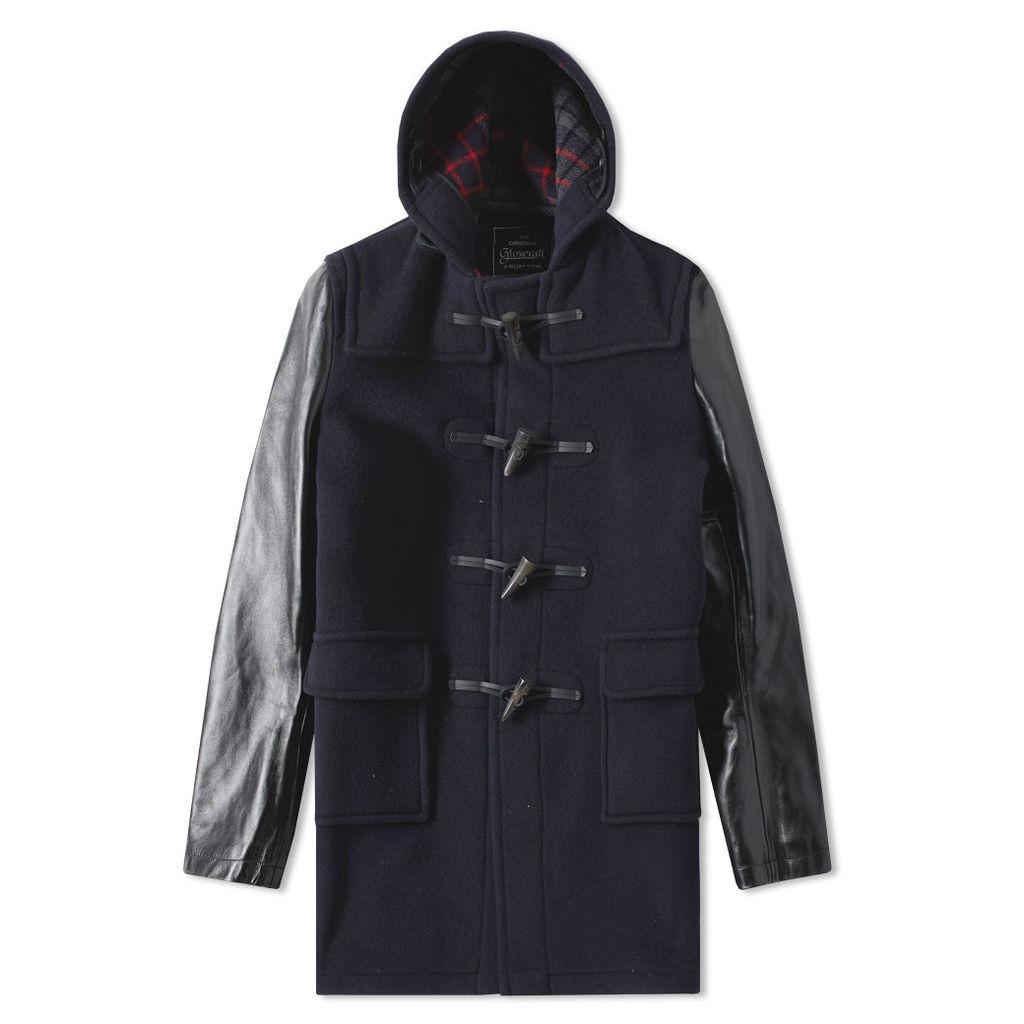 Junya Watanabe MAN eYe x Gloverall Customized Duffle Coat