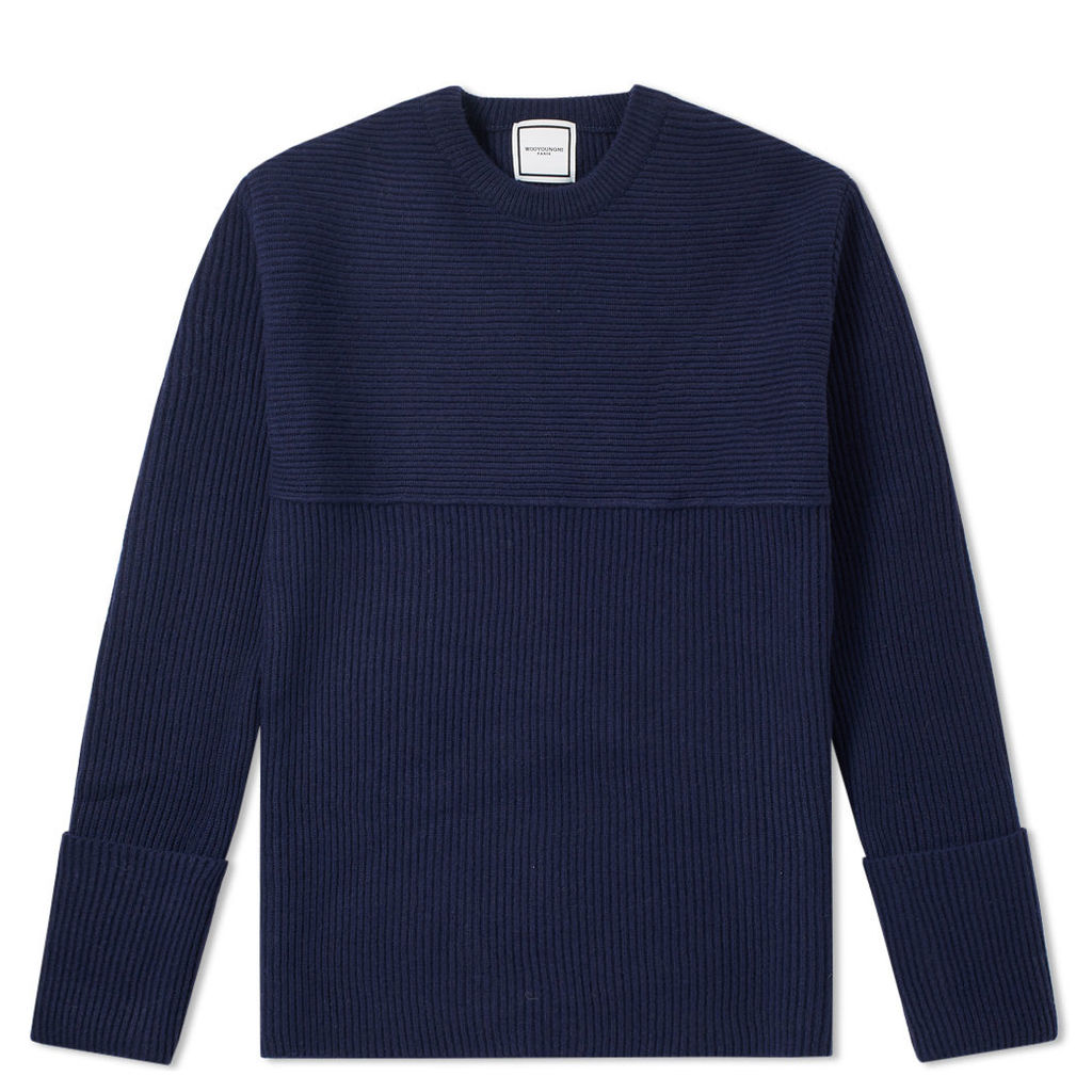 Wooyoungmi Textured Crew Knit
