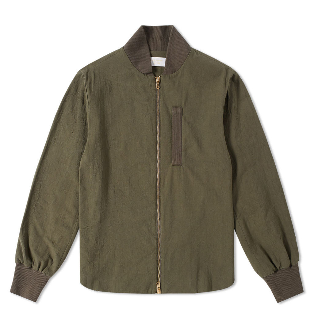 Aimé Leon Dore Bomber Zip Shirt Jacket