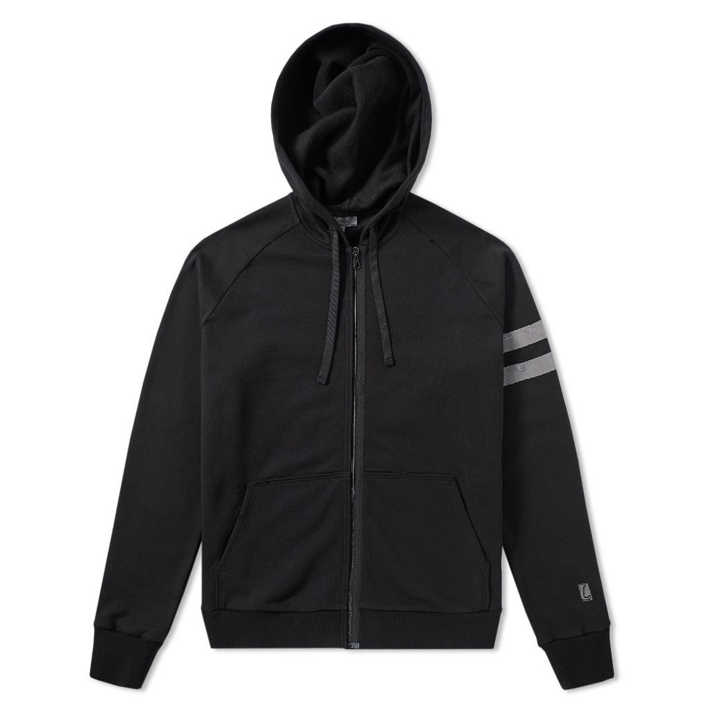 Lanvin Distressed Tapered Hoody