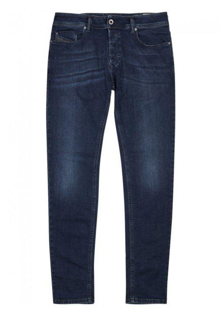 Diesel Sleenker 0854E Skinny Jeans - Size W33/L32