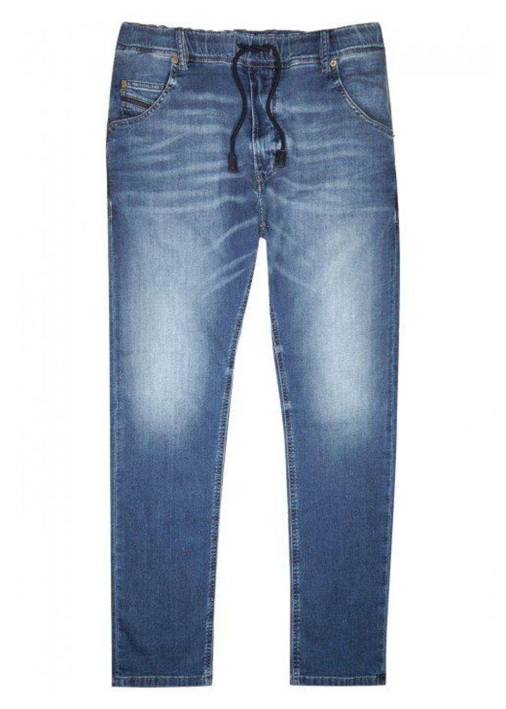Diesel Krooley 084CZ Faded Jogg Jeans - Size W30