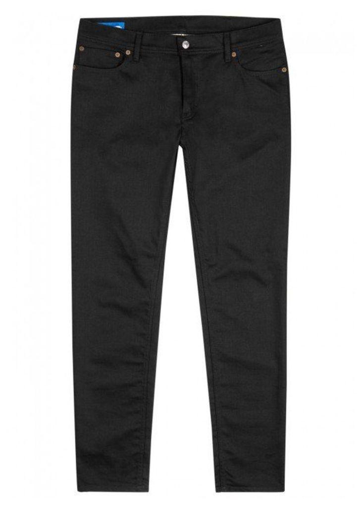 Acne Studios Black Slim-leg Jeans - Size W34/L32