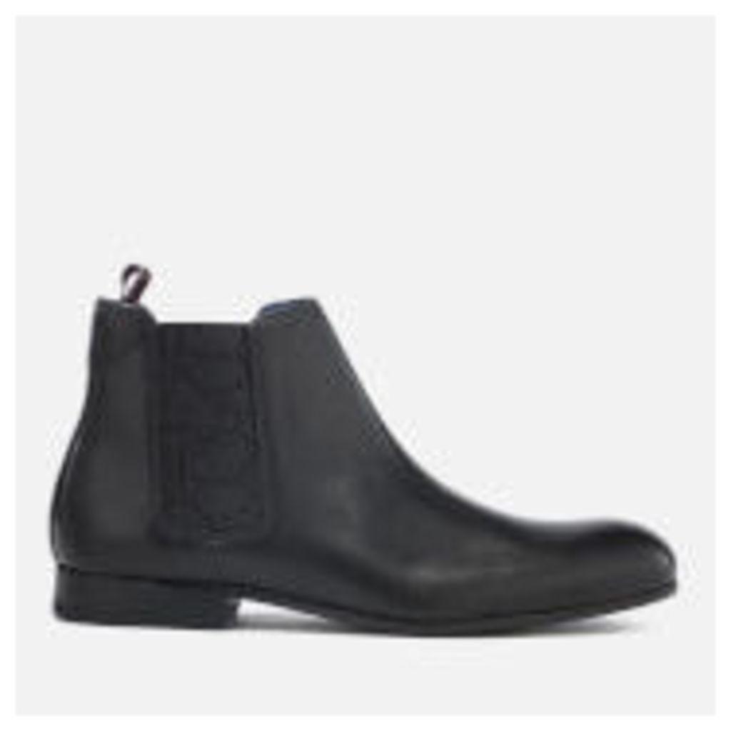 Ted Baker Men's Kayto Leather Chelsea Boots - Black - UK 11 - Black