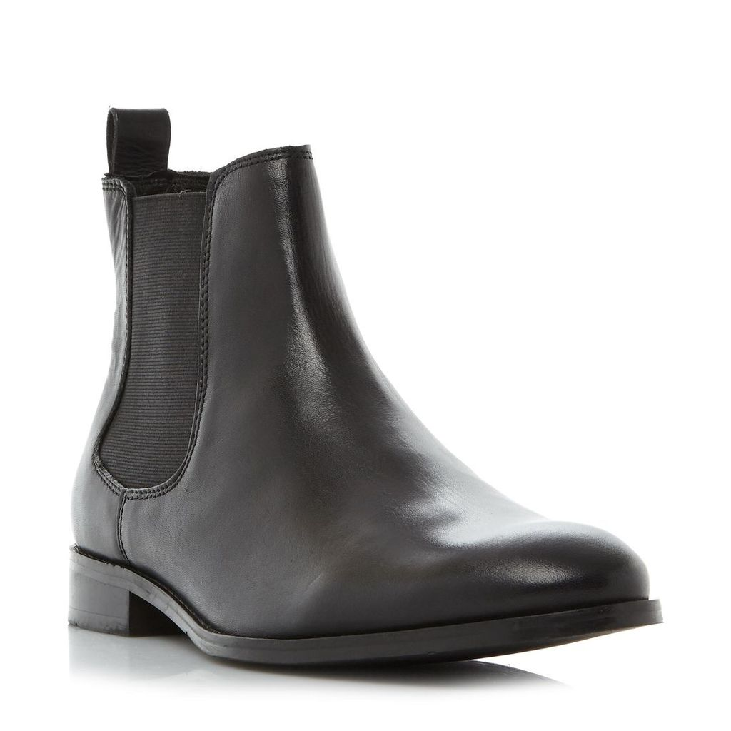 Montpelier Round Toe Chelsea Boot