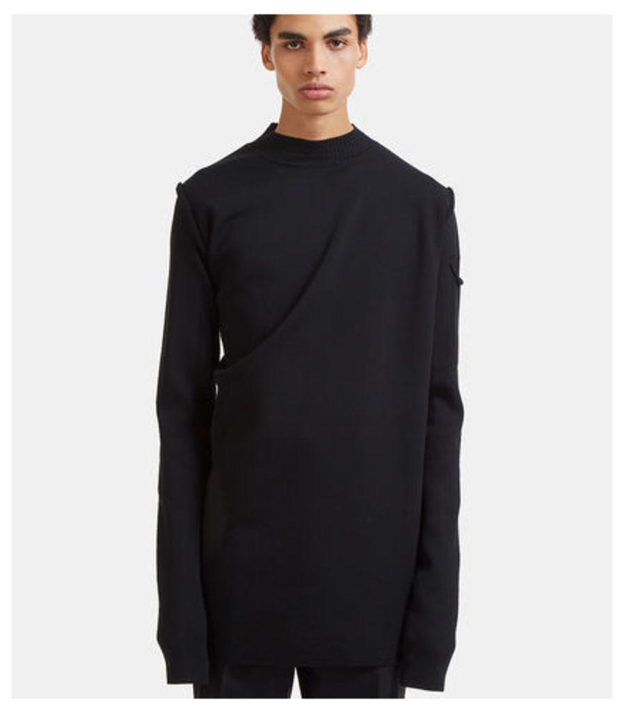 Subhuman Long Cut-Out Sweater