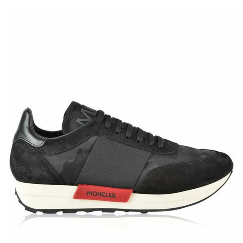 MONCLER Horace Low Top Trainers