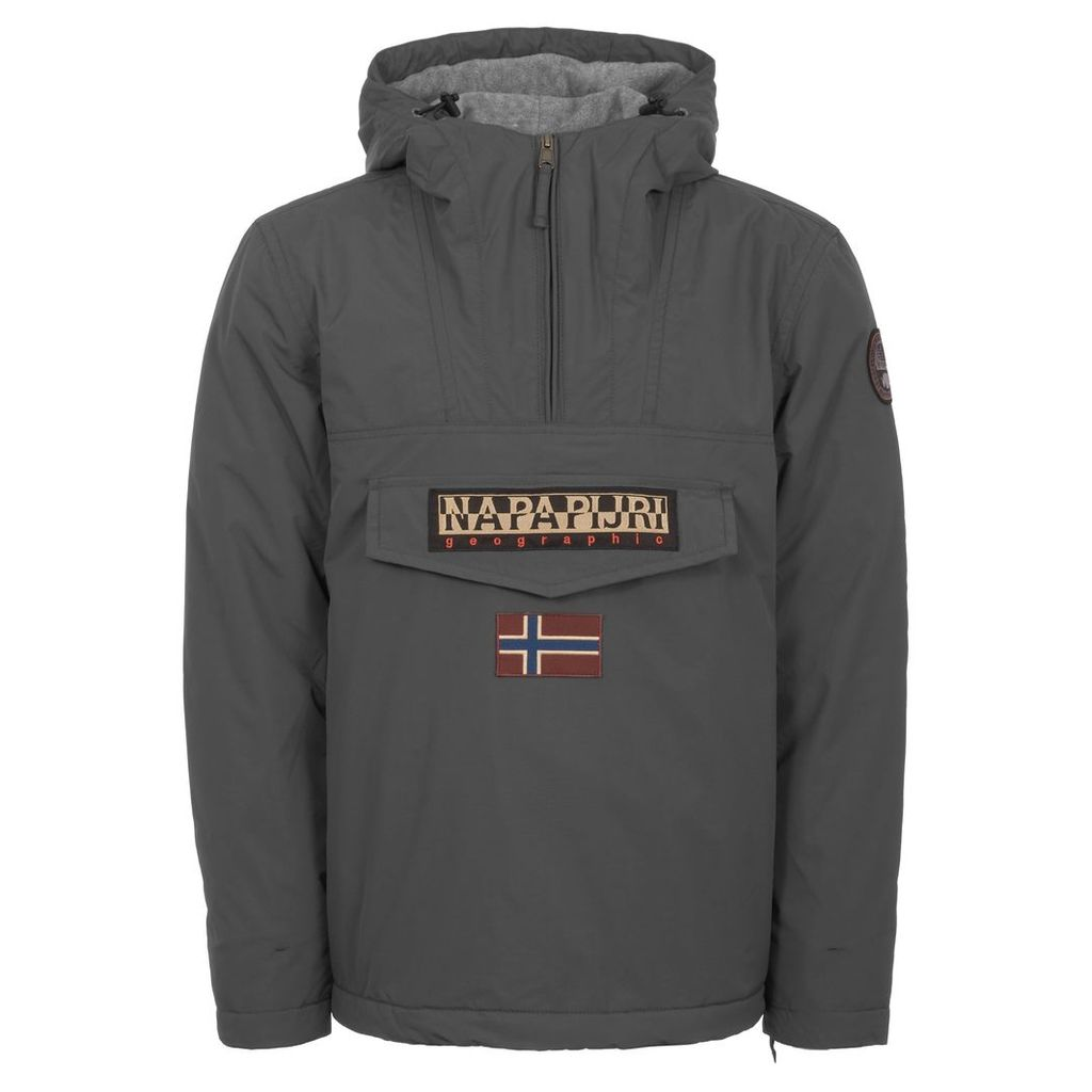 Dark Grey Rainforest Winter Jacket