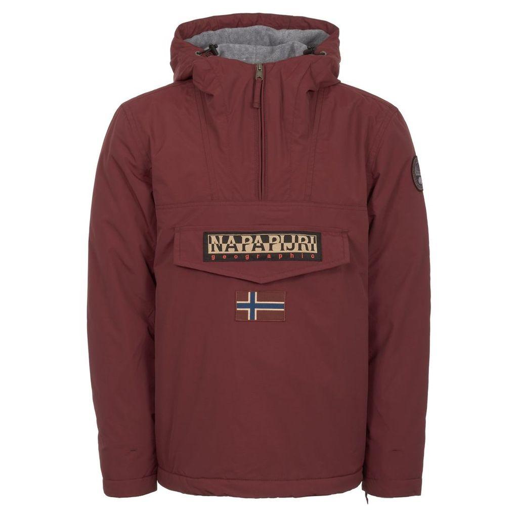 Bordeaux Rainforest Winter Jacket