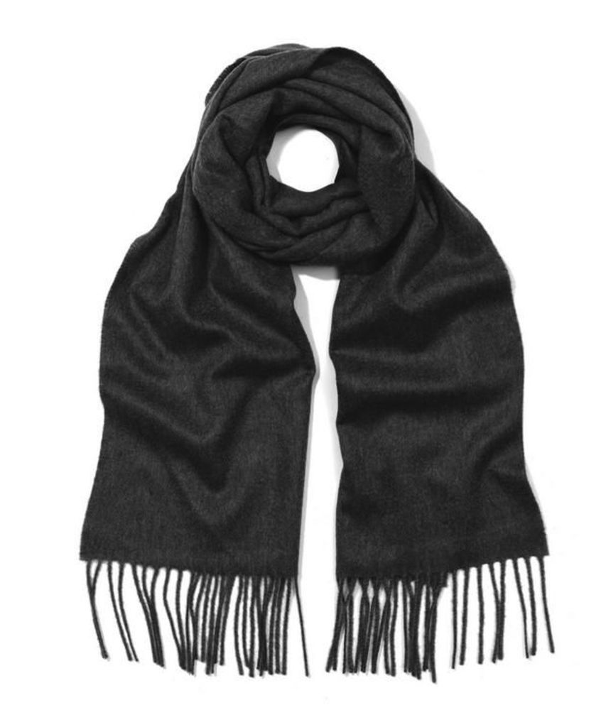 Solid Cashmere Scarf