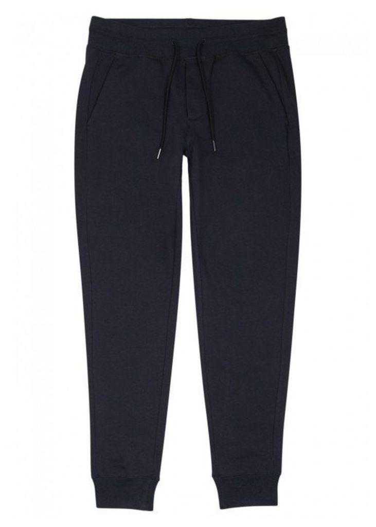 Moncler Navy Cotton Jogging Trousers - Size XL
