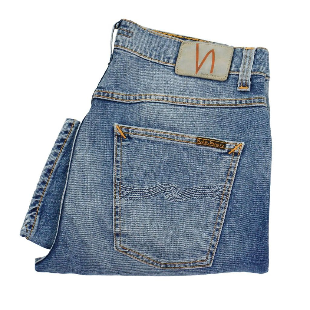 Nudie Jeans Lean Dean Indigo Spirit Jeans 112409