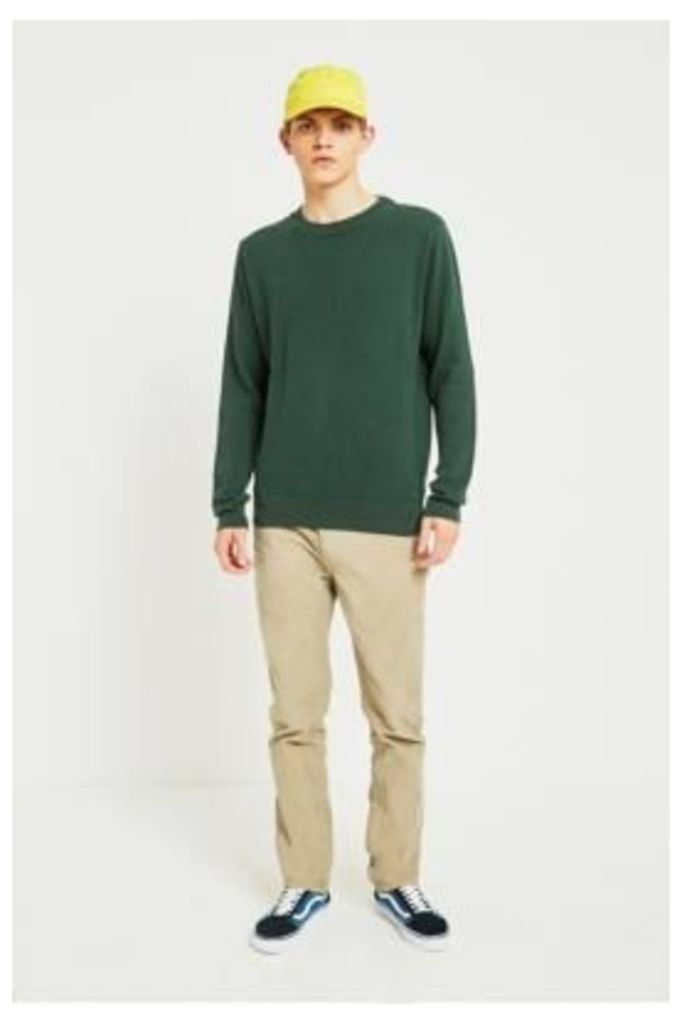 Shore Leave Forest Textured Knit Jumper, D GREEN