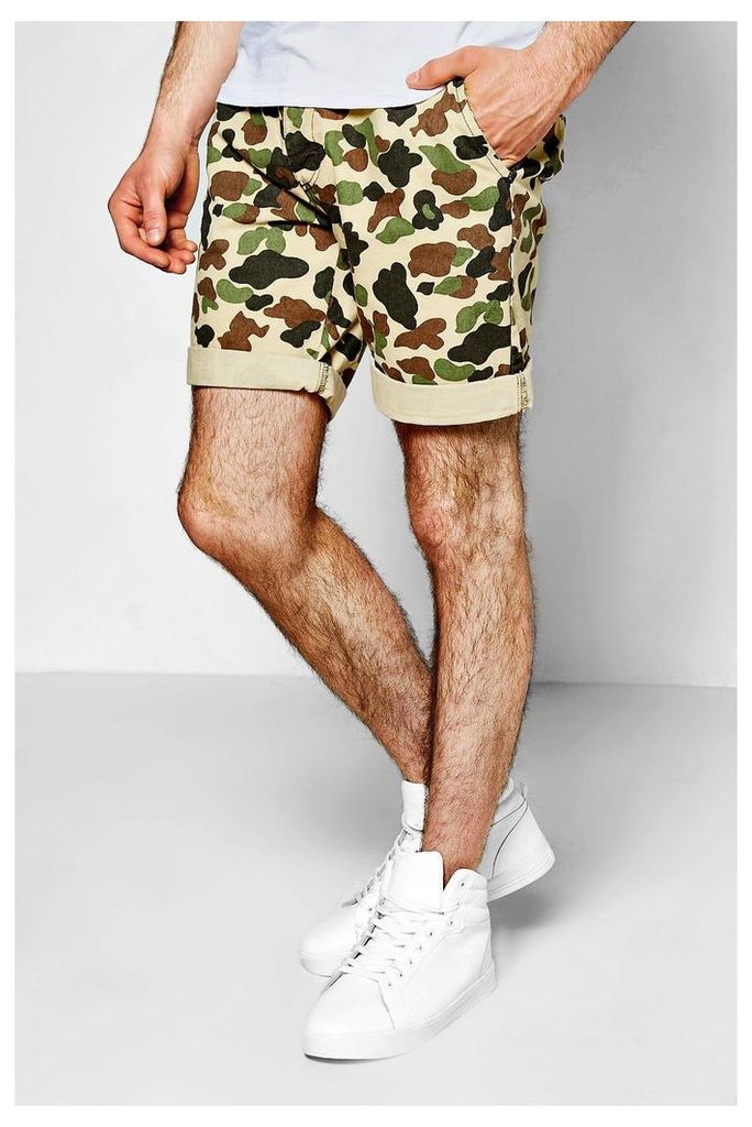 Chino Shorts - khaki