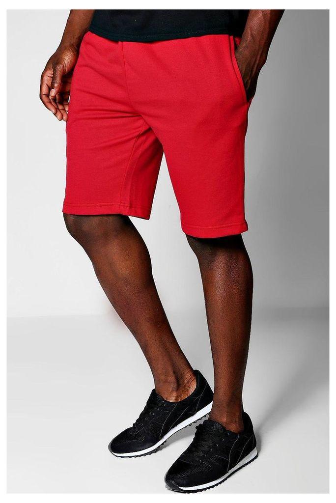 Basket Ball Shorts - red