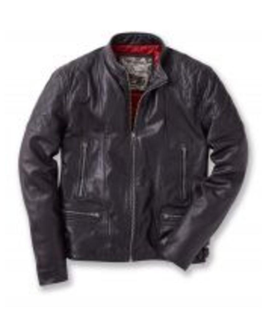 Full Throttle Leather Jacket