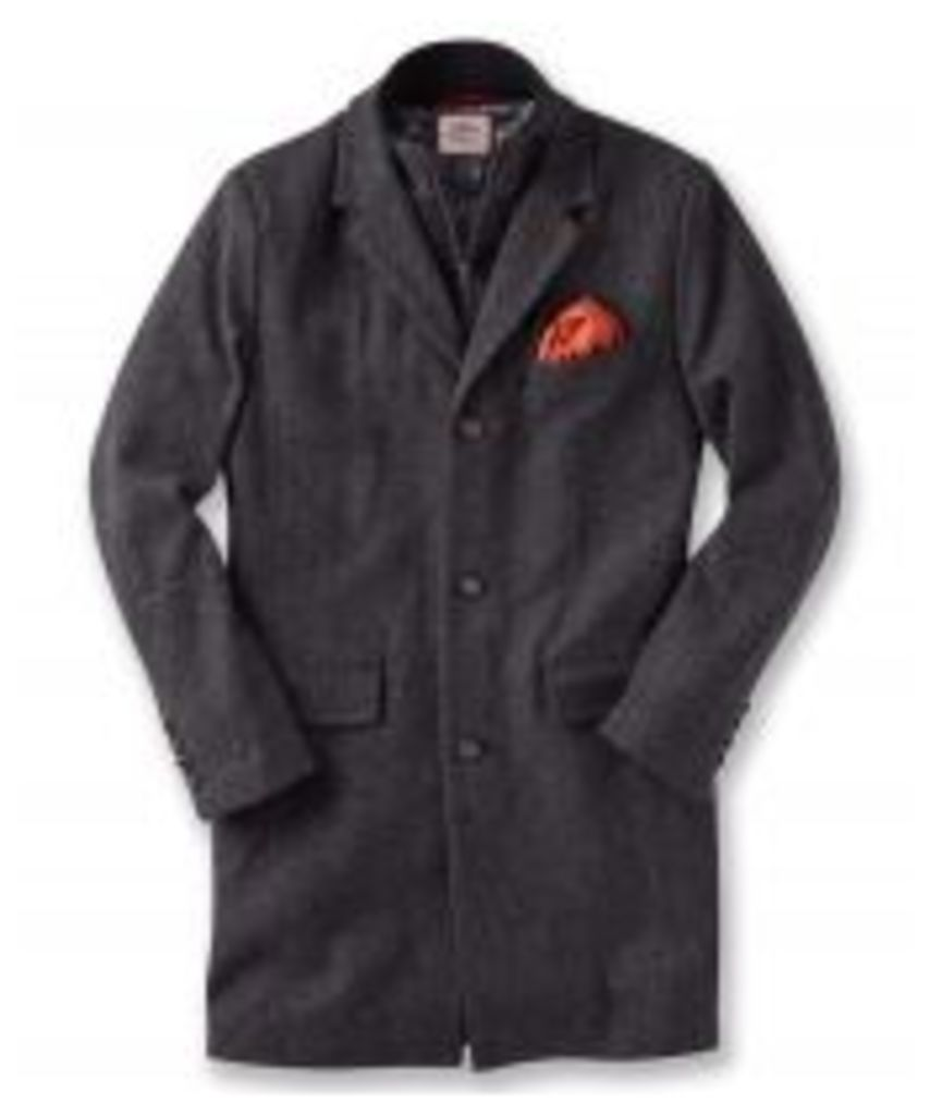 Double Your Dollar Overcoat
