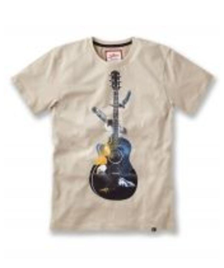 Bird Guitar T-Shirt