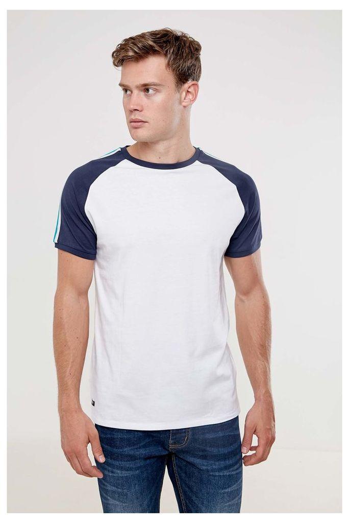 Threadbare Longley T-Shirt - White