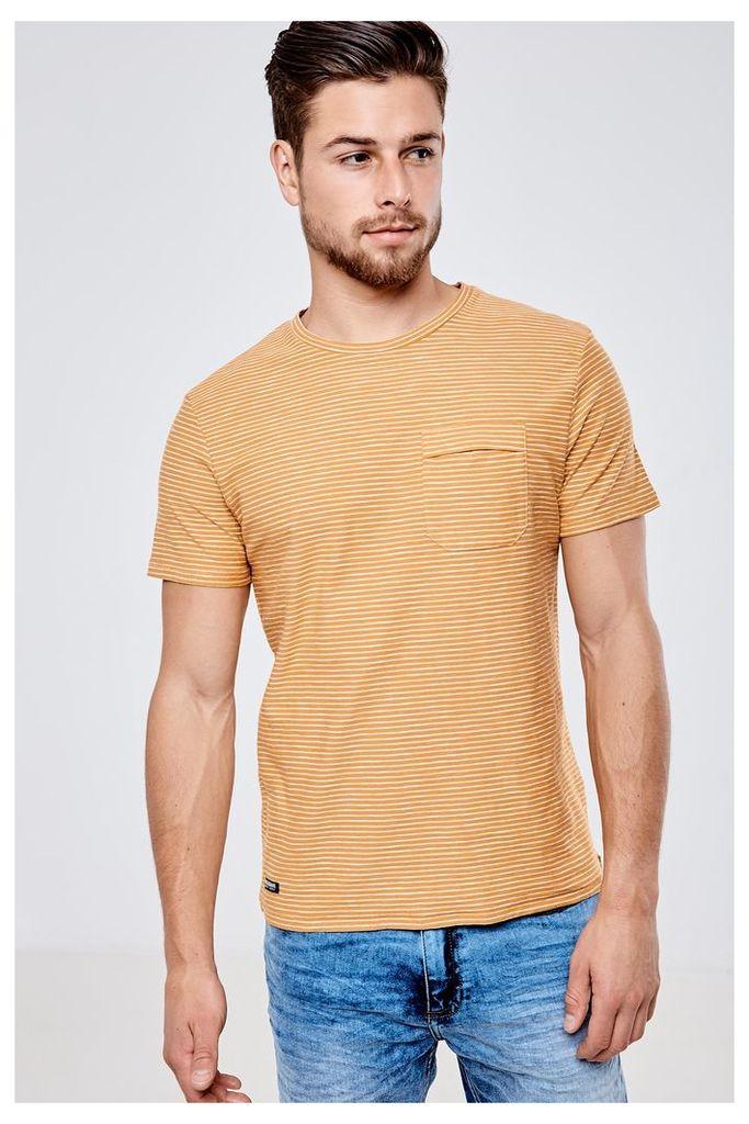 Threadbare Carmel Valley T-Shirt - Orange