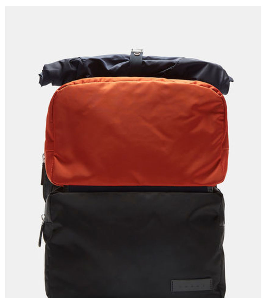 Detachable Cargo Pocket Backpack