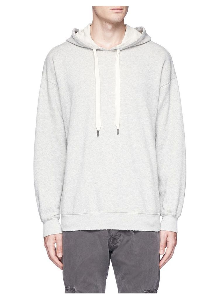 'Carter' French terry hoodie