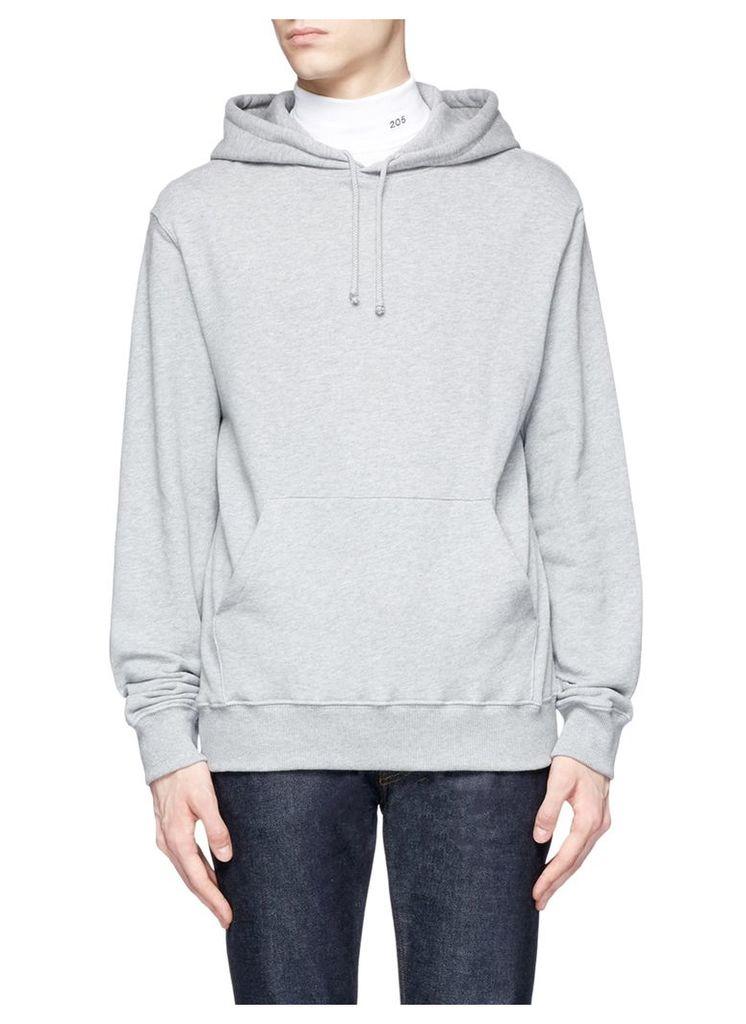 Brooke Shields patch hoodie