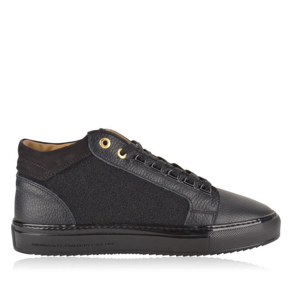 ANDROID HOMME Propulsion Caviar Mid Top Trainers