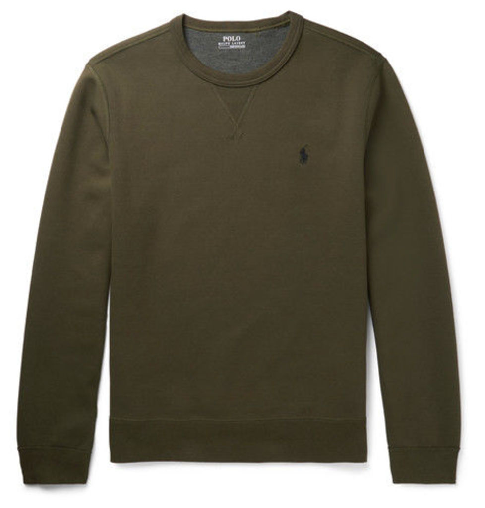 Polo Ralph Lauren - Jersey Sweatshirt - Green