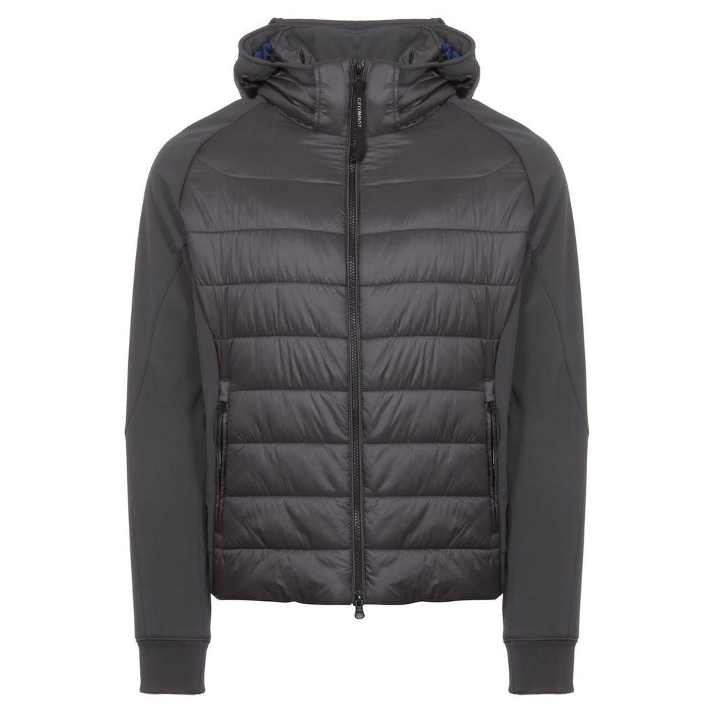 Dark Fog Goggle Raglan Down Jacket