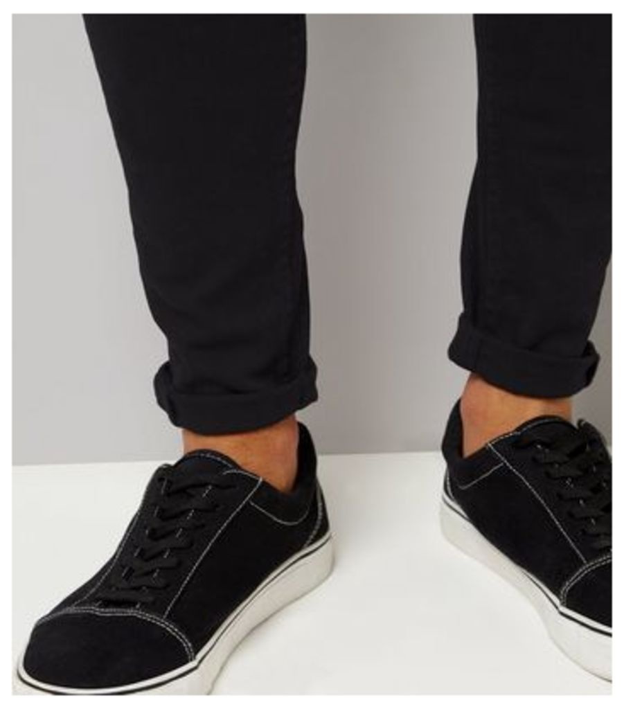 Black Super Skinny Jeans New Look