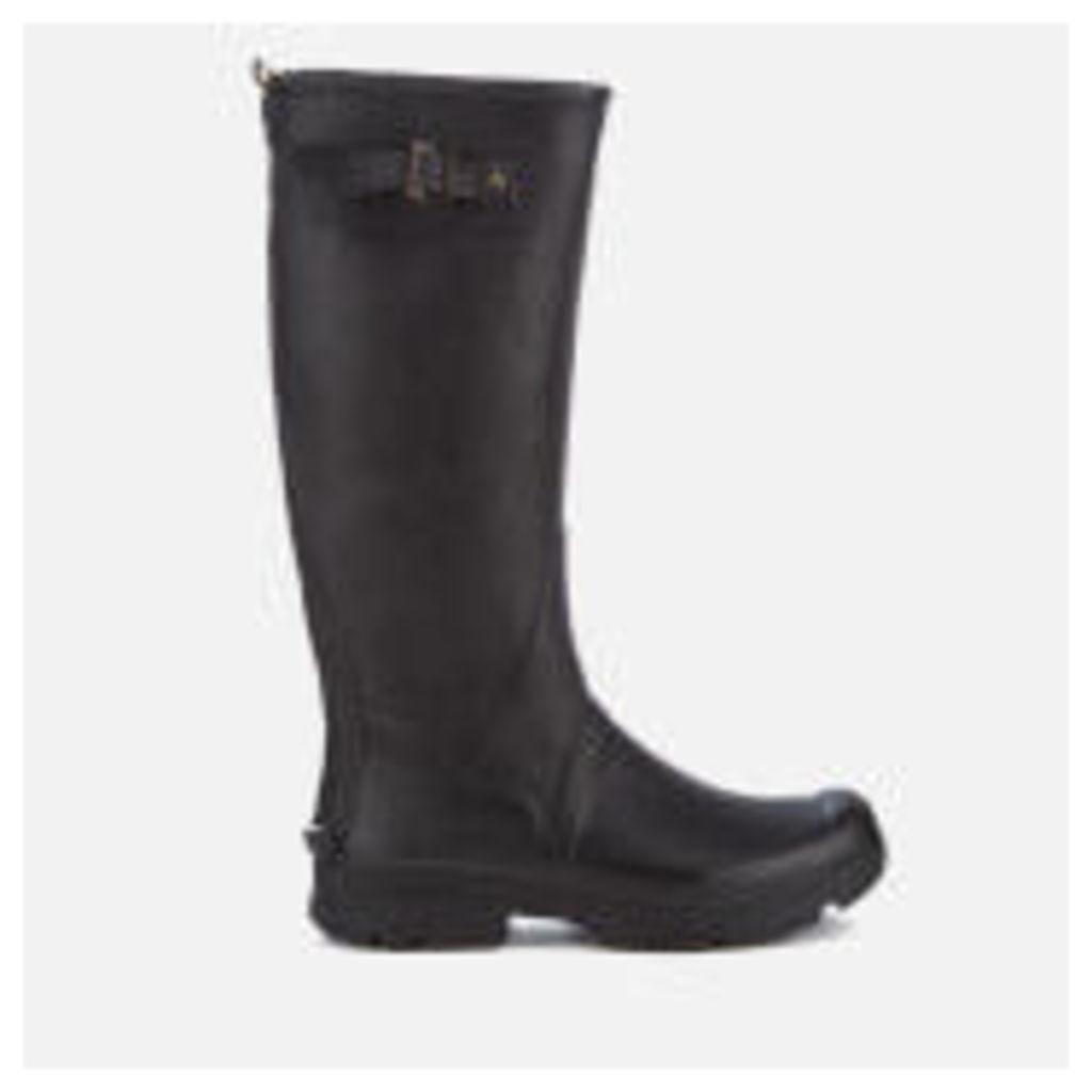 Barbour Men's Griffon Adjustable Tall Wellies - Black - UK 7 - Black
