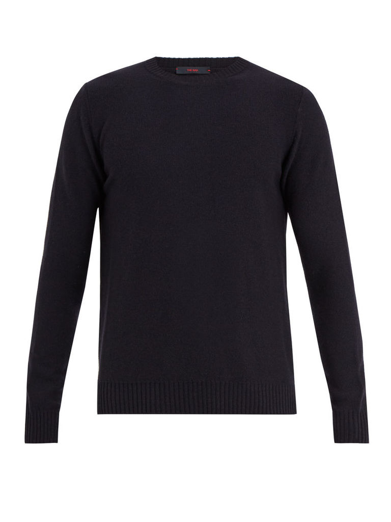 Barth crew-neck wool sweater
