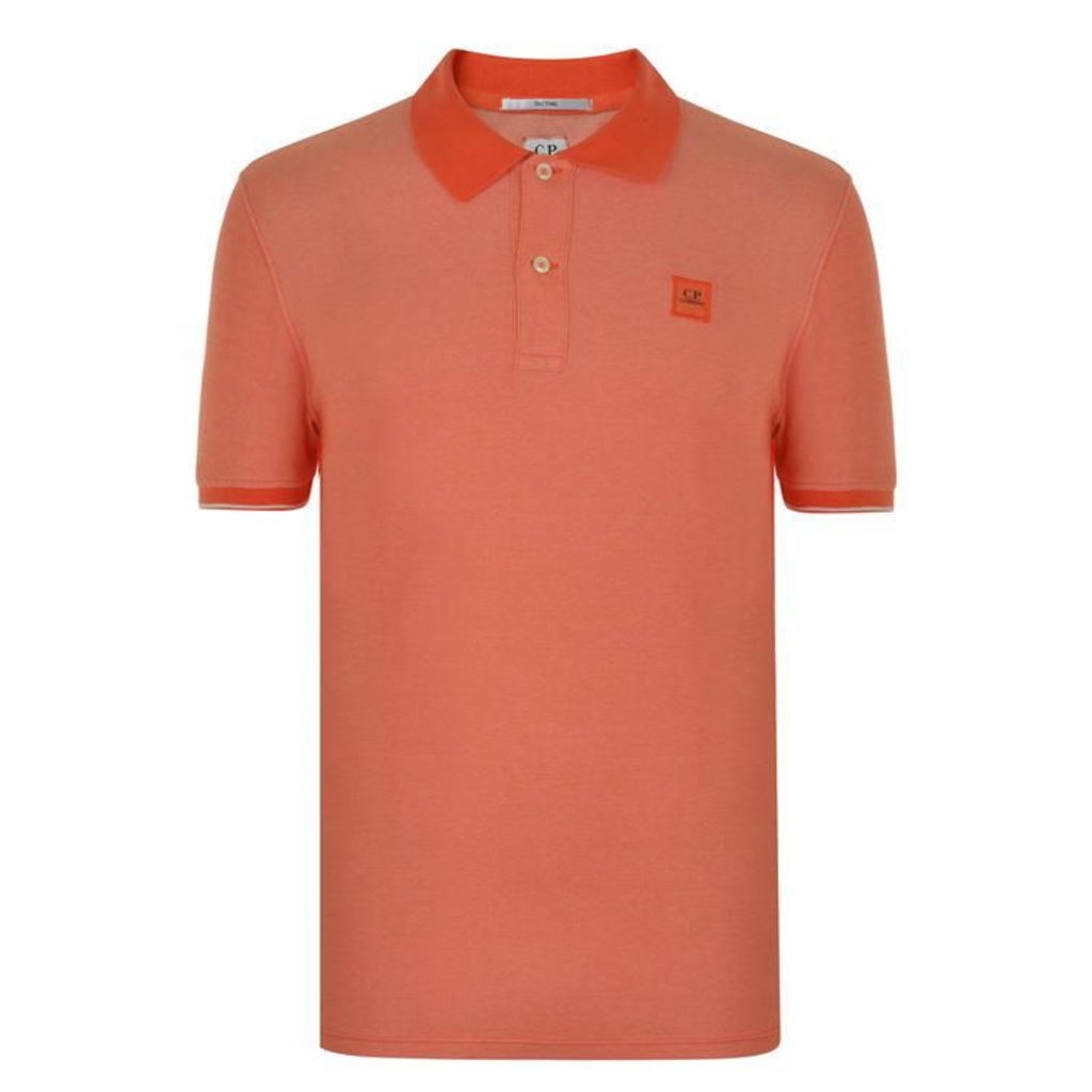 CP COMPANY Slim Fit Tacting Polo Shirt