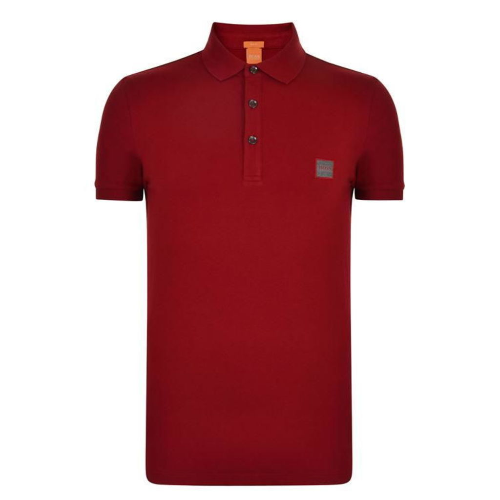 BOSS ORANGE Pavlik Polo Shirt