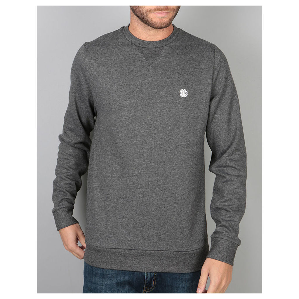 Element Cornell Crew - Charcoal Heather (L)