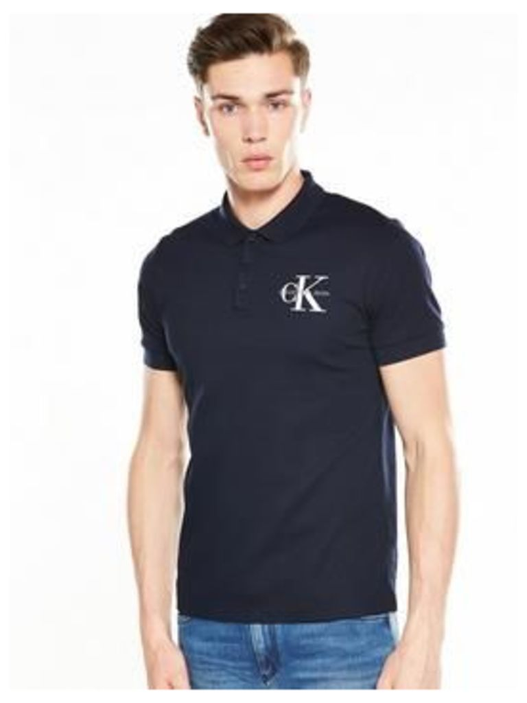 Calvin Klein Jeans Ck Jeans Pique Polo
