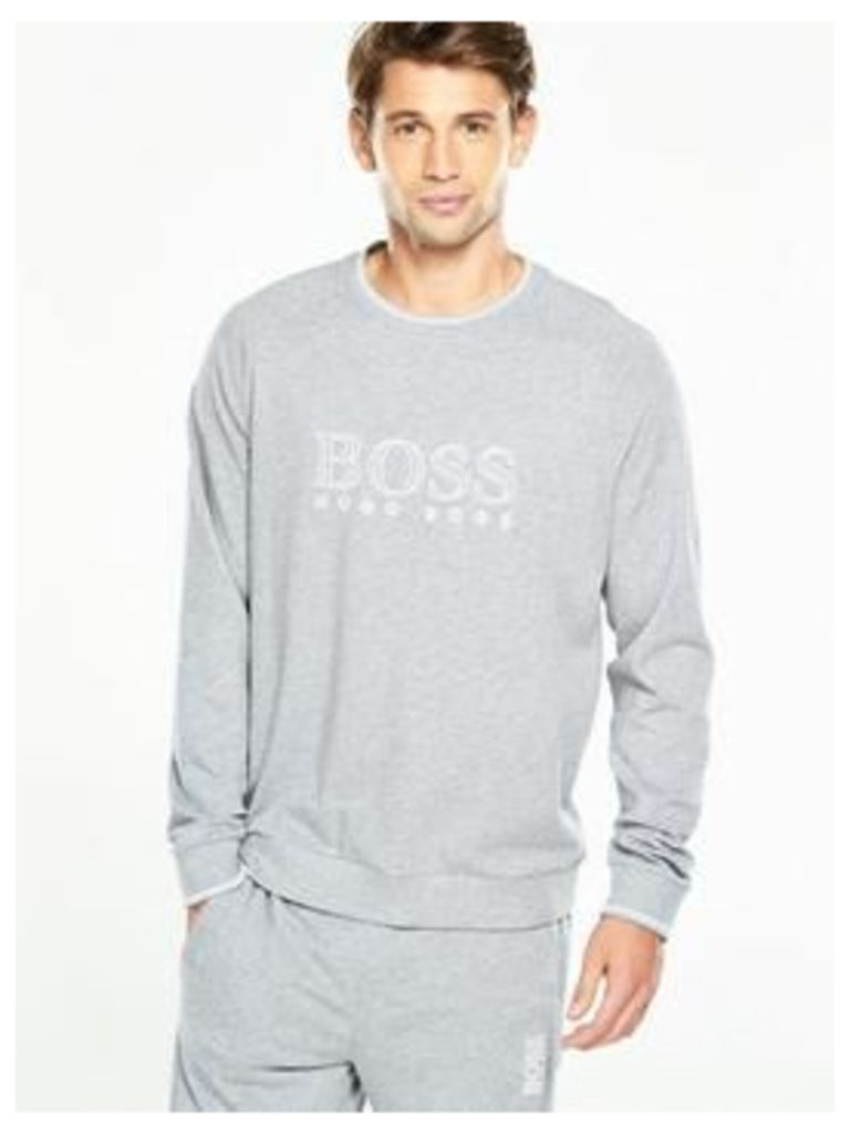 Hugo Boss Logo Crew Sweat