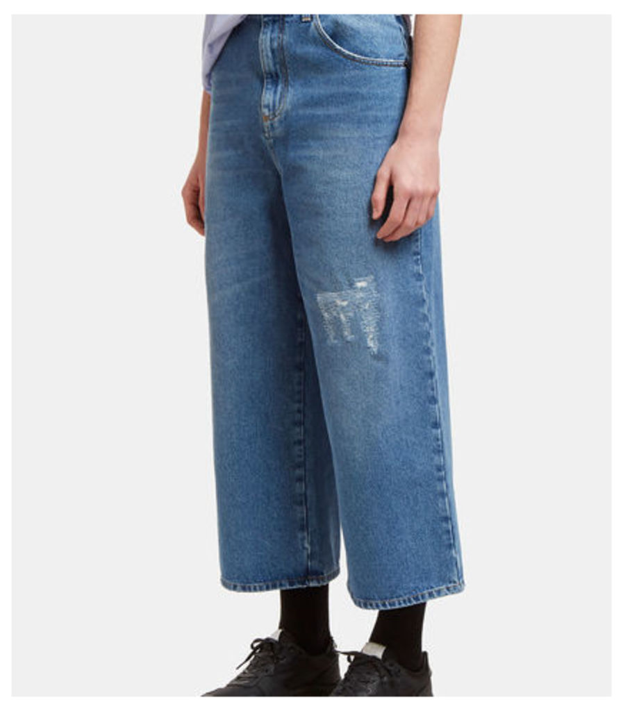 Oversized Fit Jeans