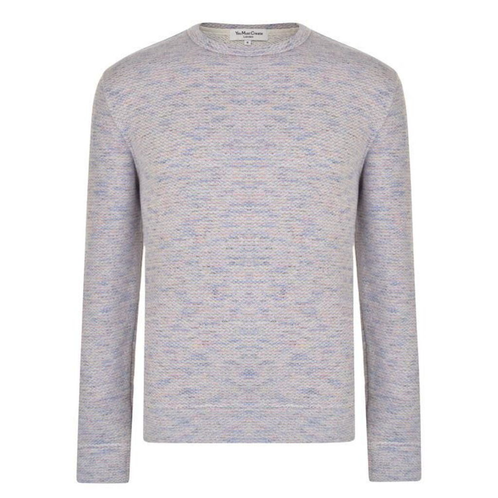 YMC Speckle Knit Sweatshirt