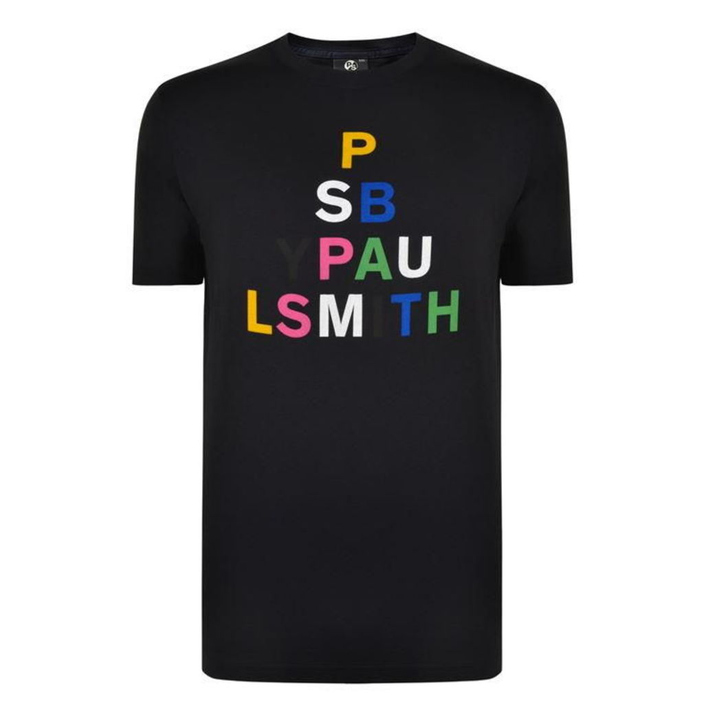 PS BY PAUL SMITH Logo T Shirt