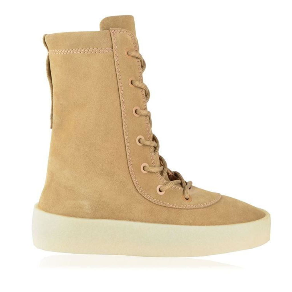 YEEZY Crepe Suede Boots