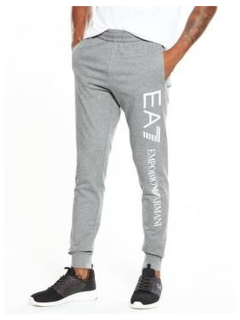 Emporio Armani Ea7 Ea7 Logo Slim Pants