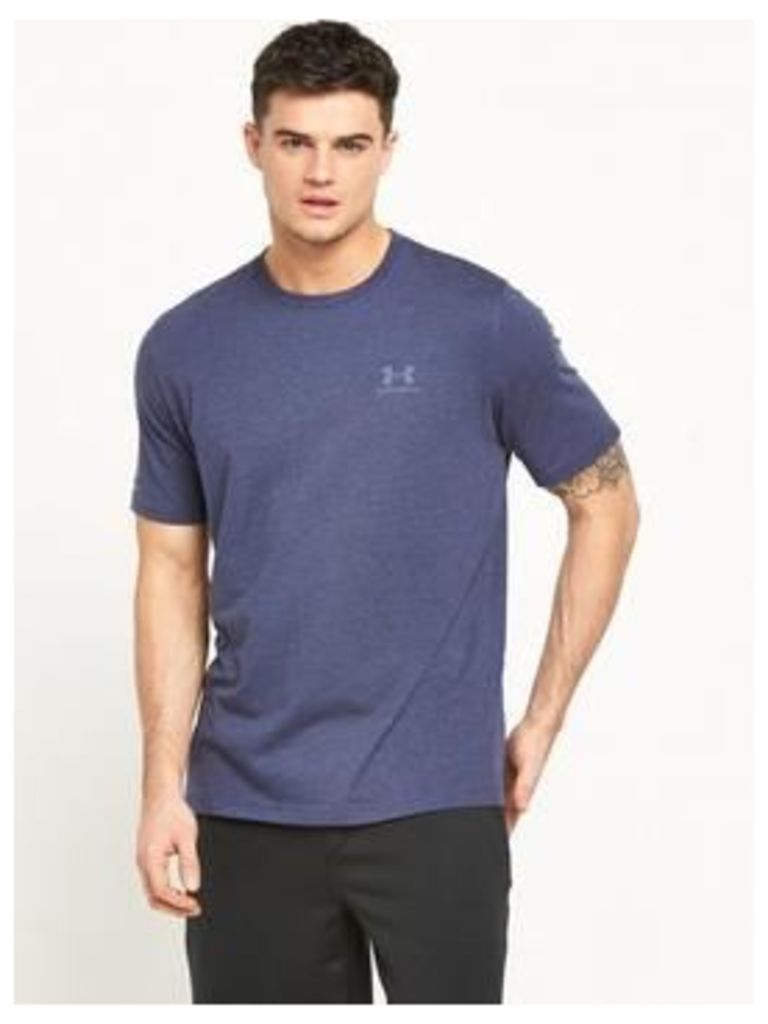 Under Armour Charged Small Logo T-Shirt