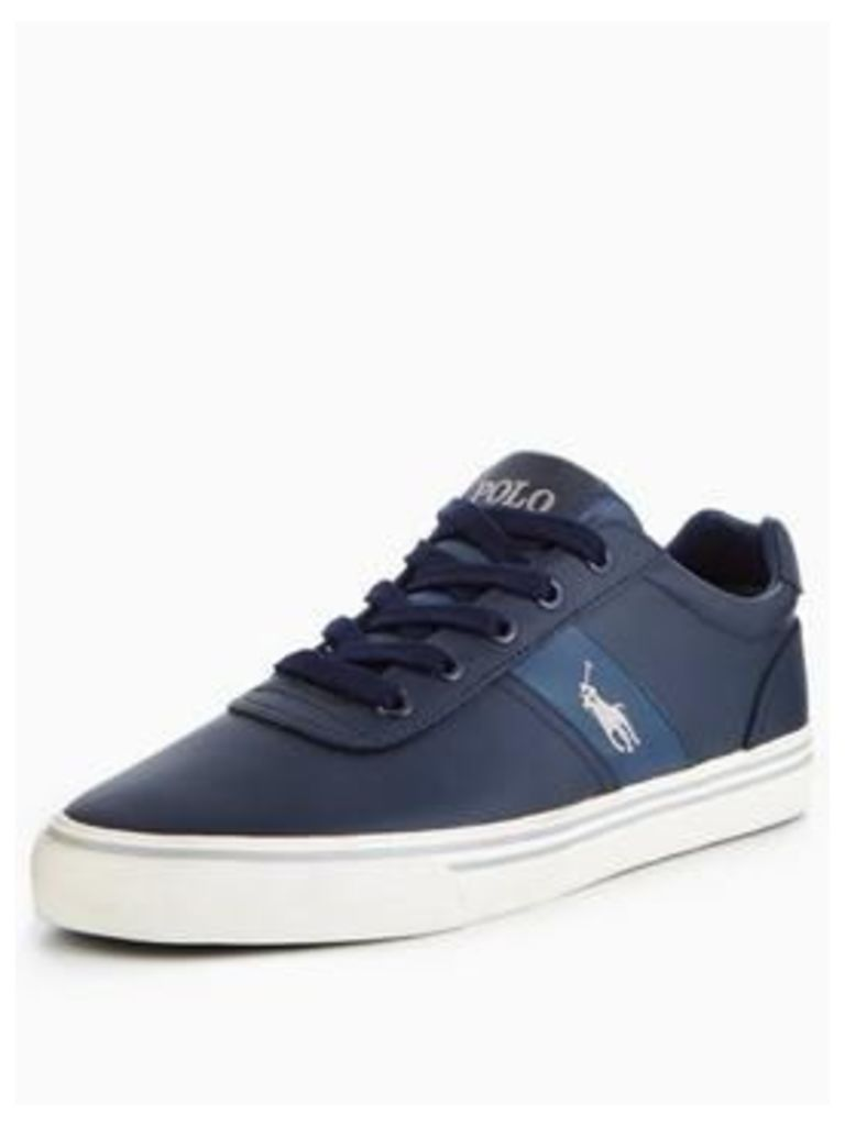 Polo Ralph Lauren Polo Ralph Lauren Hanford Leather Plimsoll