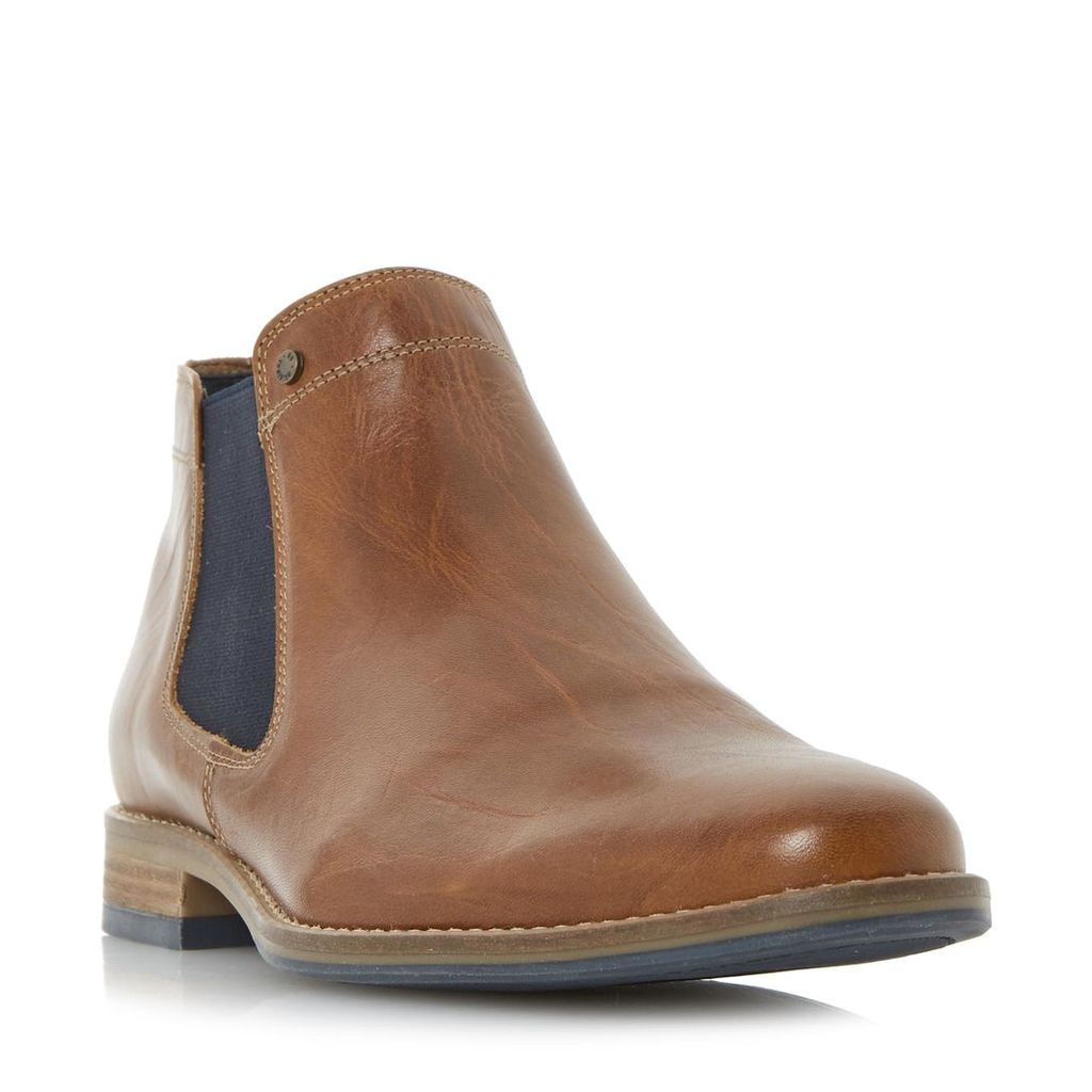 Chicago 1 Almond Toe Chelsea Boot