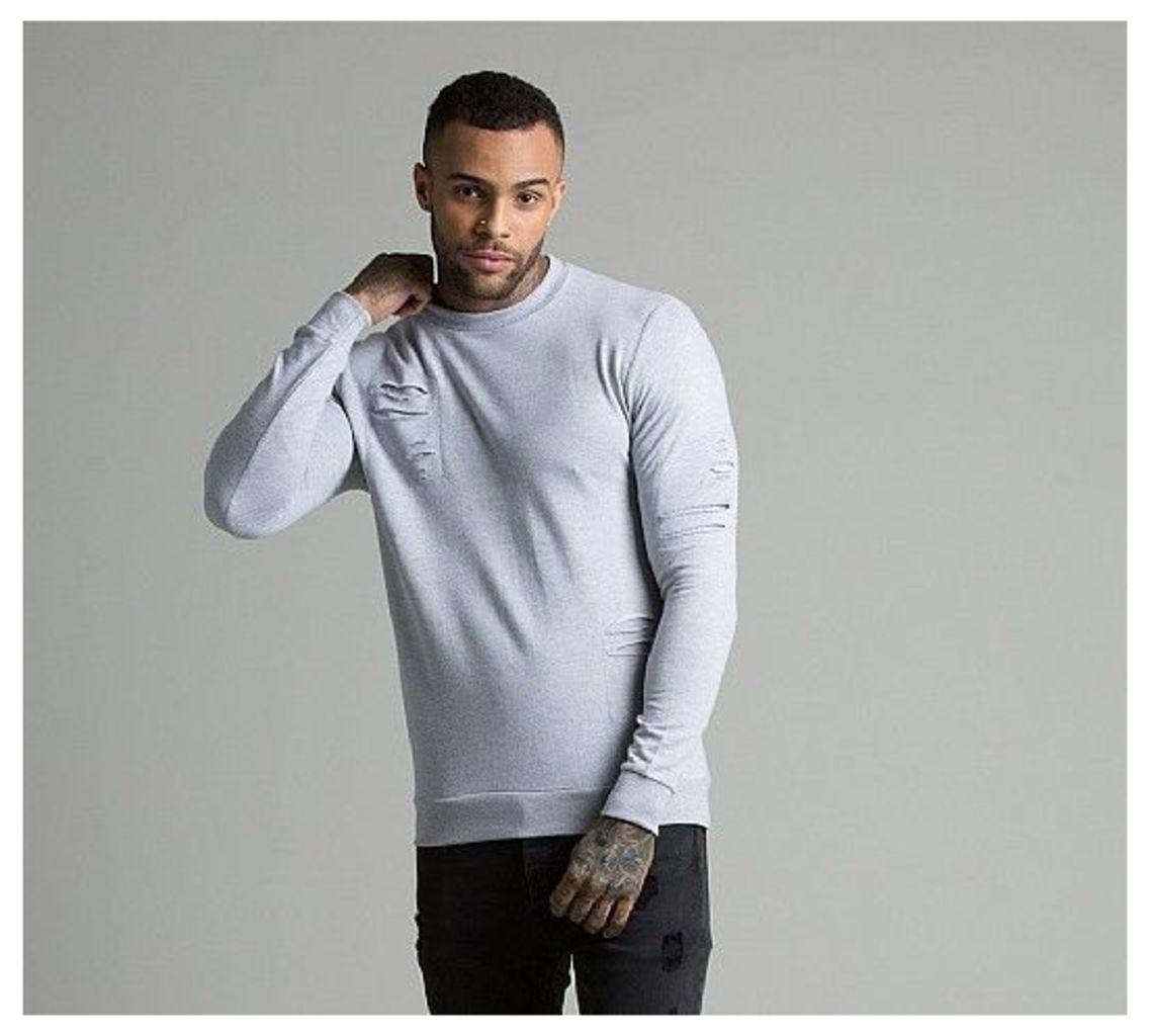 Scorch Ripped Sweatshirt