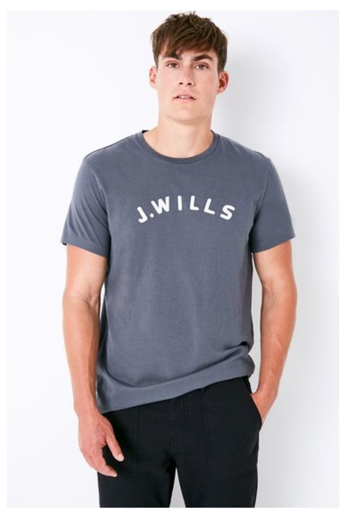 WENTWORTH T-SHIRT SLATE